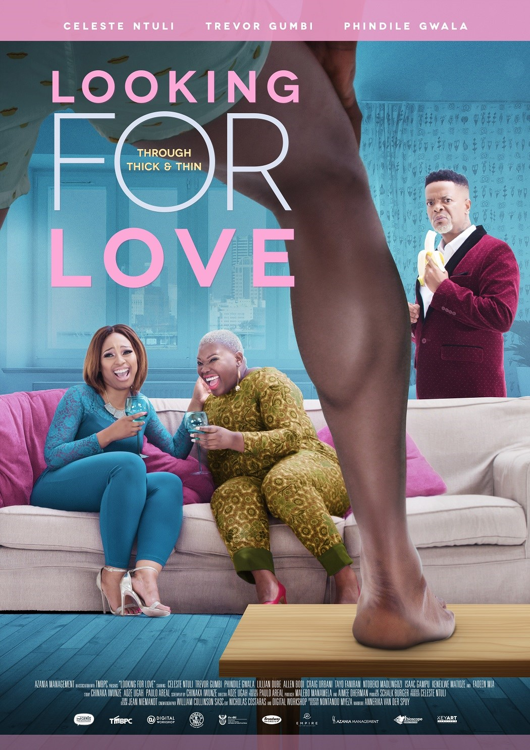 LOOKING FOR LOVE now showing at Cavendish Square