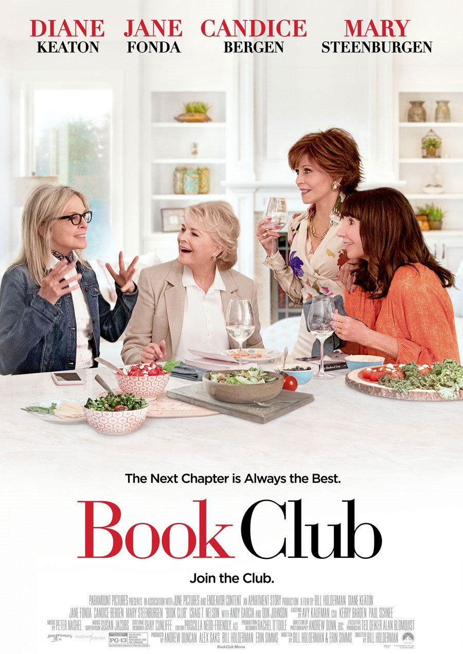 BOOK CLUB now showing at Cavendish Square