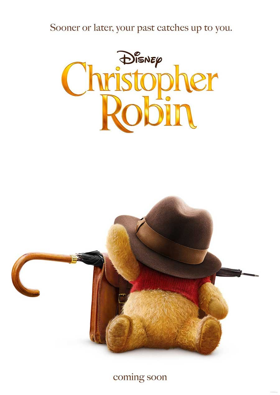 CHRISTOPHER ROBIN now showing at Cavendish Square