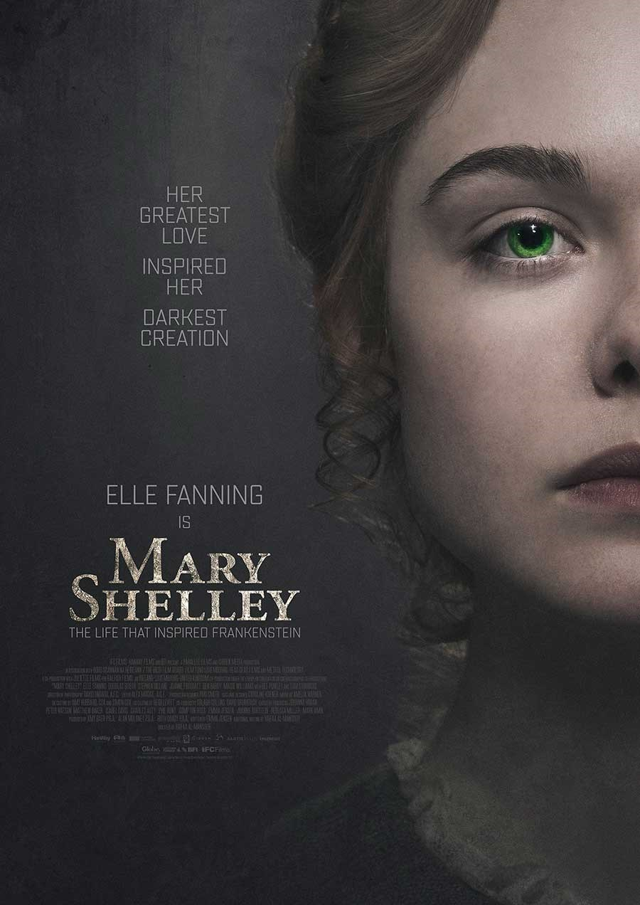 MARY SHELLEY now showing at Cavendish Square