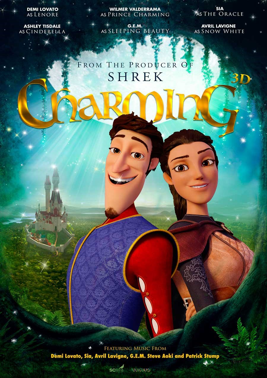 CHARMING now showing at Cavendish Square