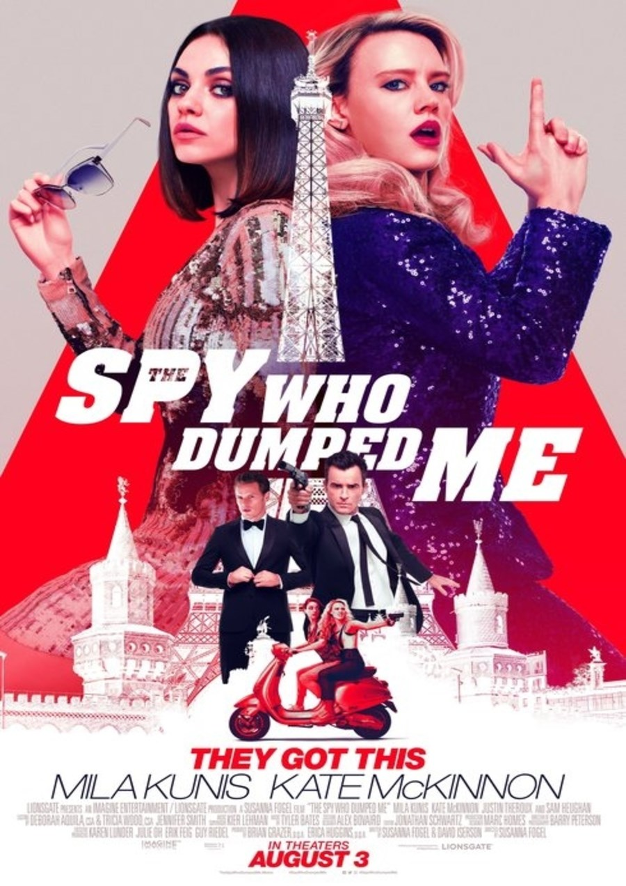 SPY WHO DUMPED ME, THE now showing at Cavendish Square