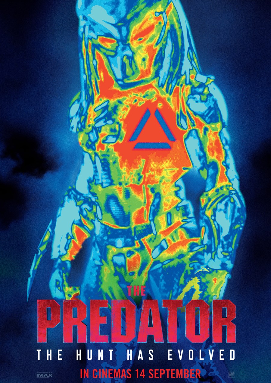 PREDATOR, THE now showing at Cavendish Square