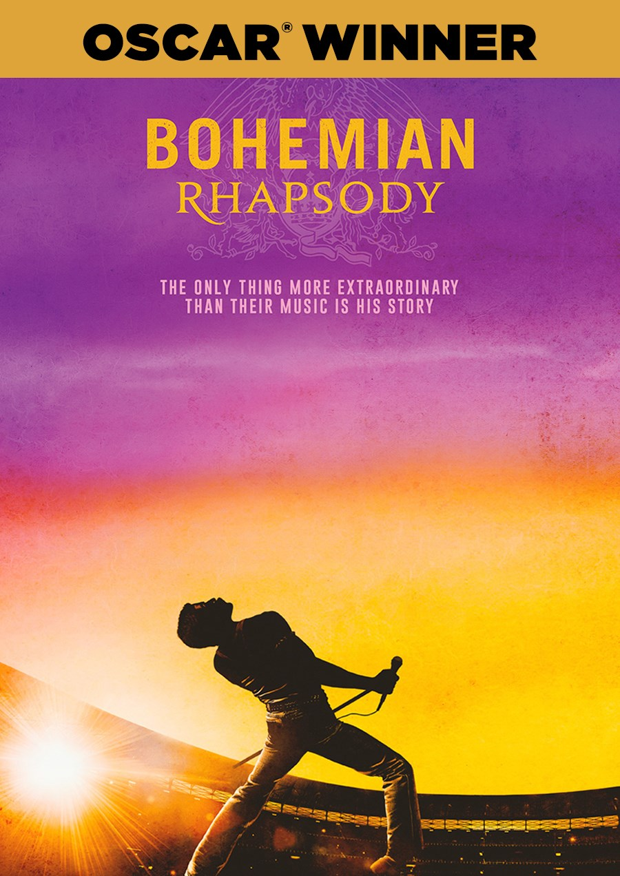BOHEMIAN RHAPSODY now showing at Cavendish Square