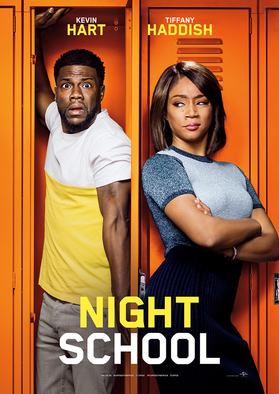 NIGHT SCHOOL now showing at Cavendish Square