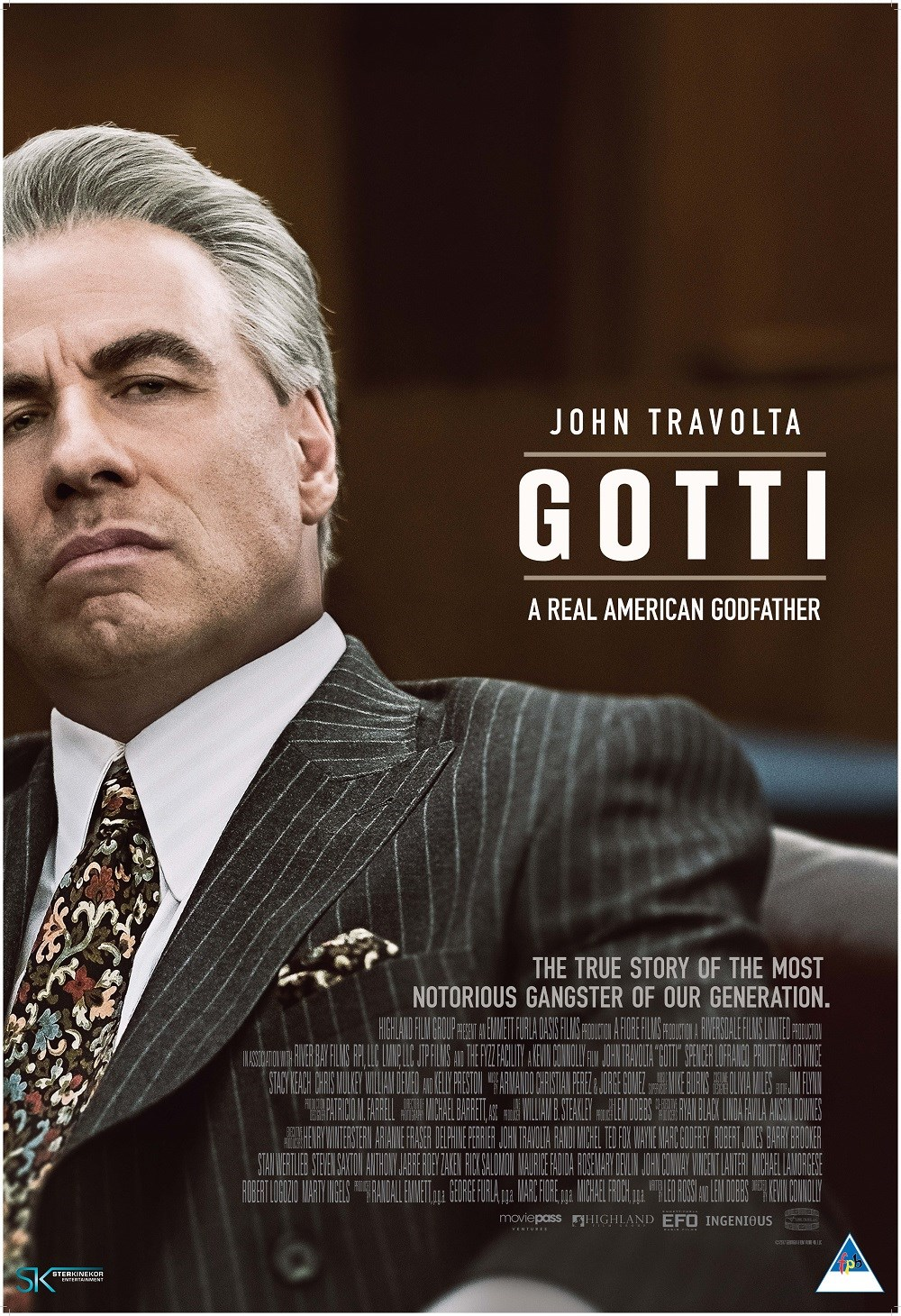 GOTTI now showing at Cavendish Square