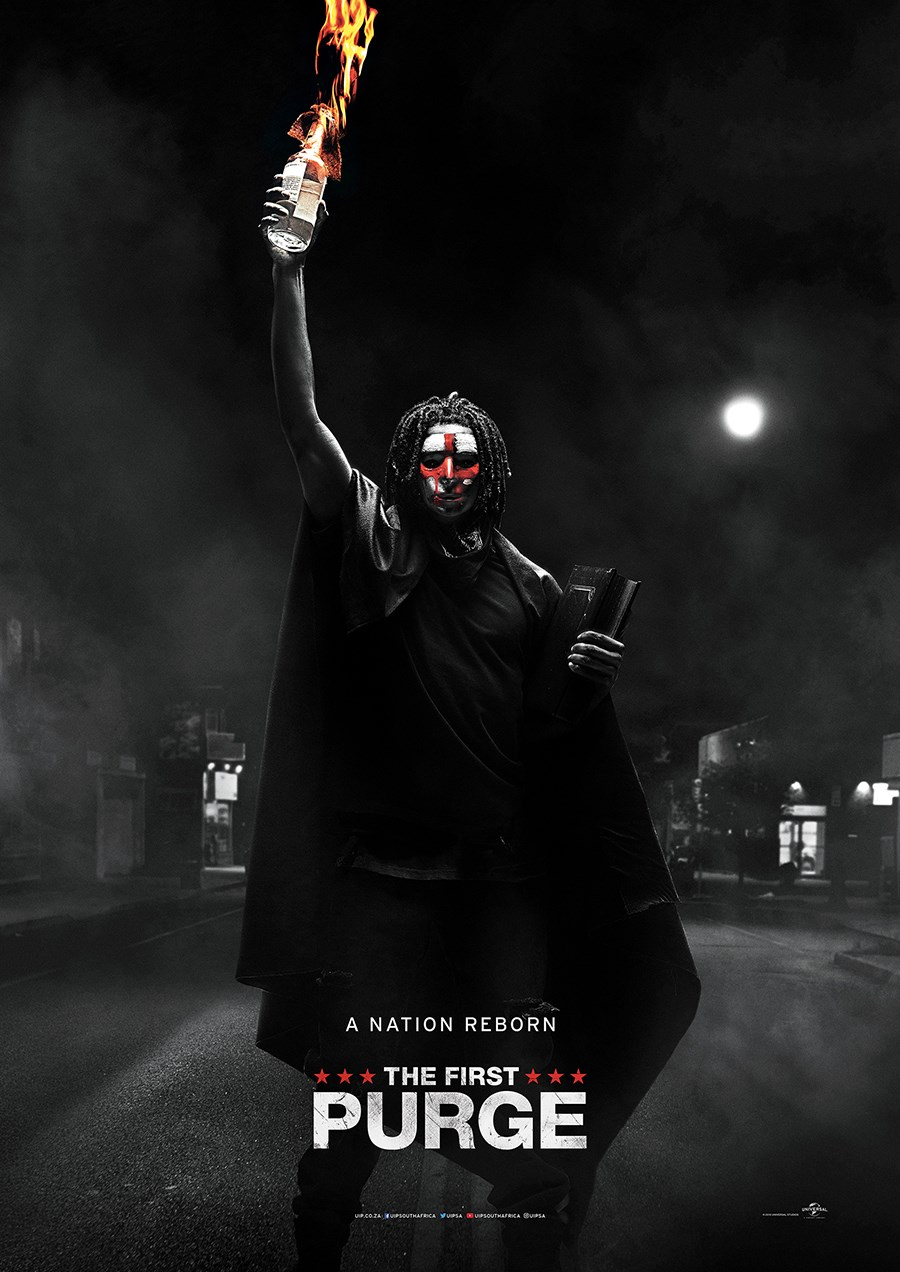 FIRST PURGE, THE now showing at Cavendish Square