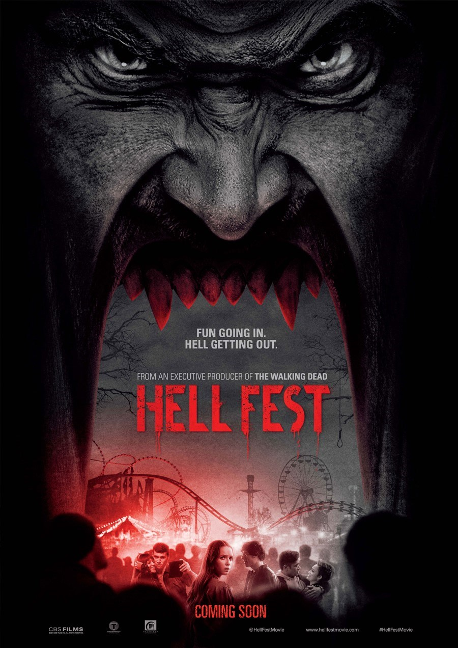 HELL FEST now showing at Cavendish Square