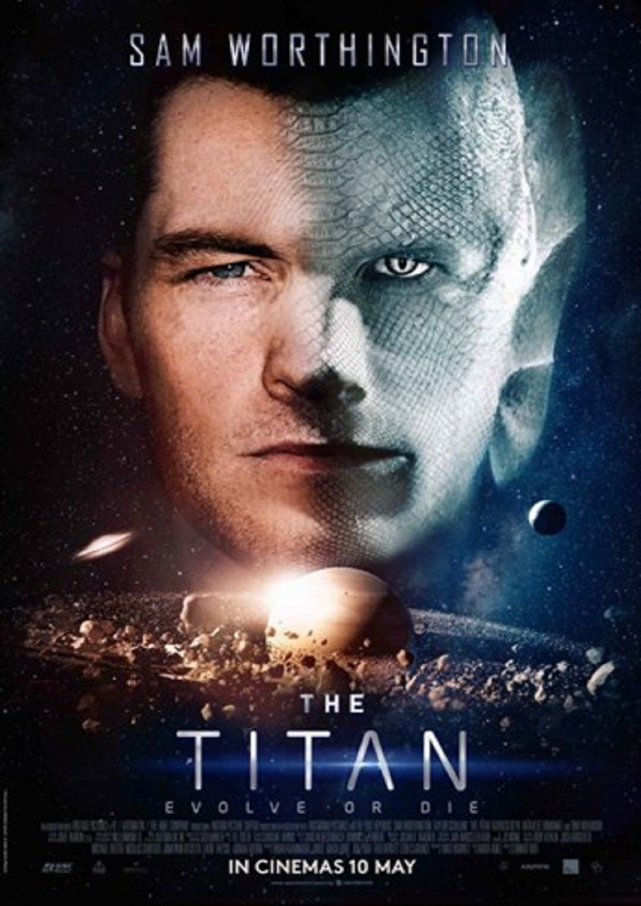 TITAN, THE now showing at Cavendish Square