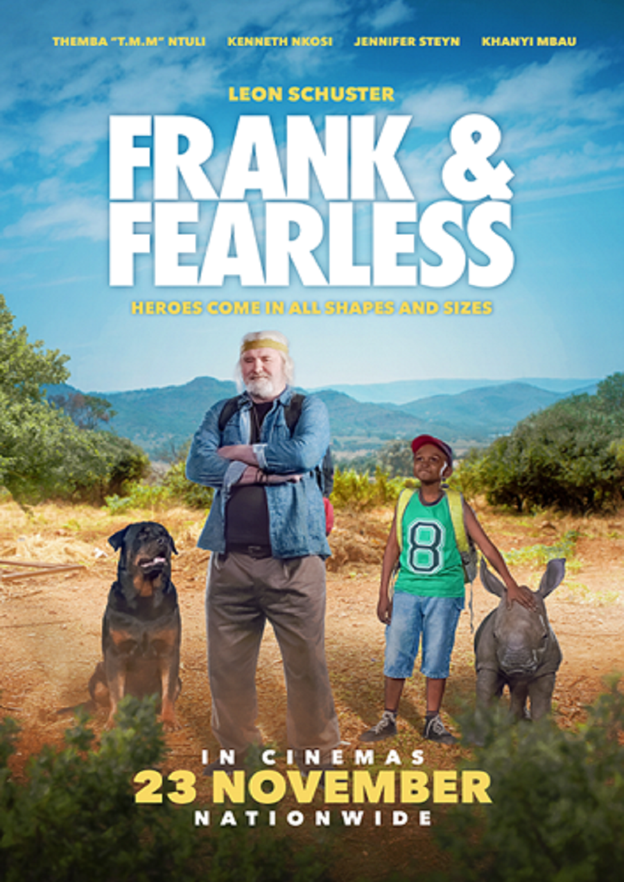 FRANK AND FEARLESS now showing at Cavendish Square