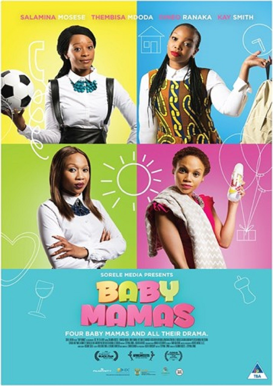 BABY MAMAS now showing at Cavendish Square