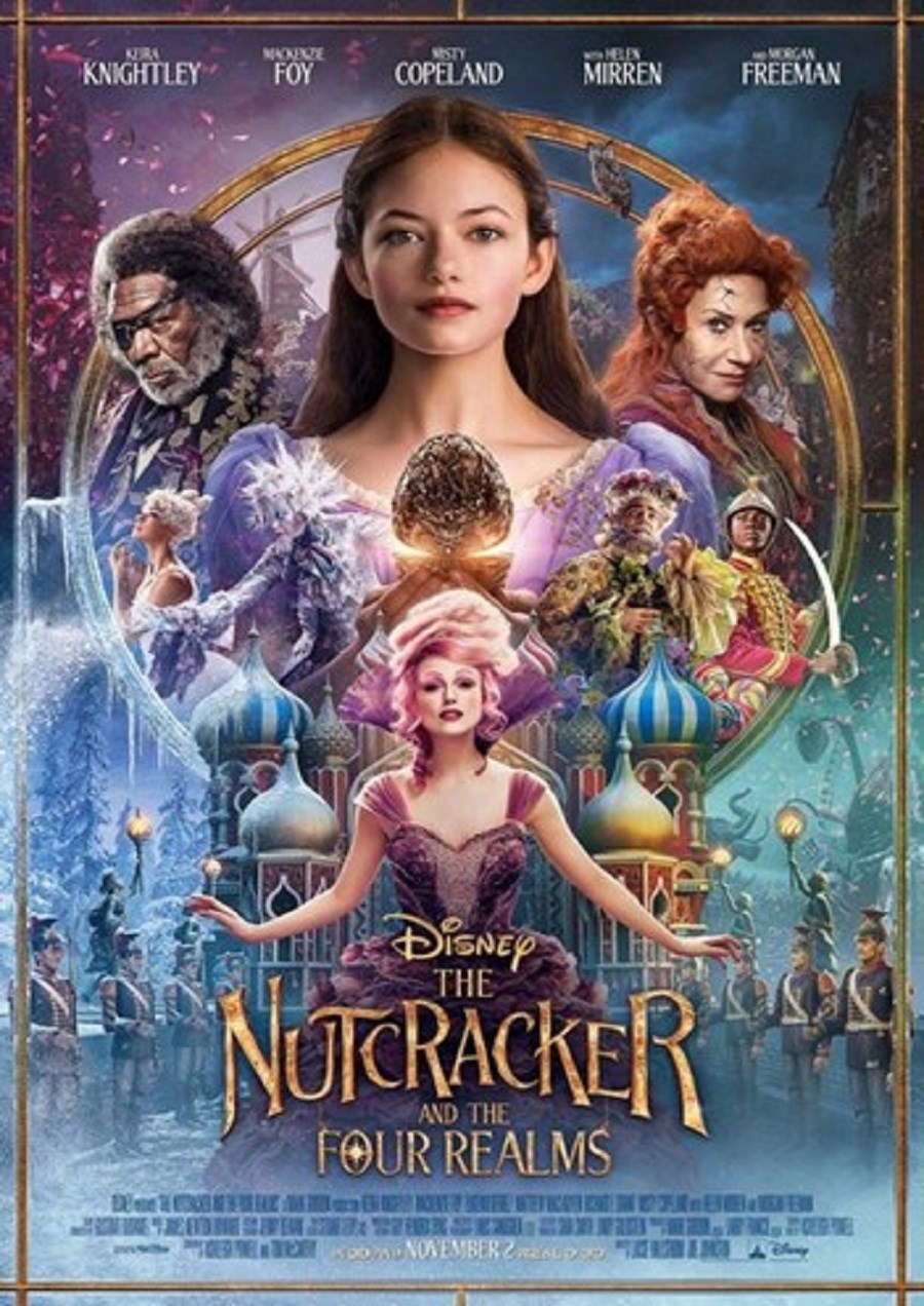 NUTCRACKER & THE FOUR REALMS now showing at Cavendish Square