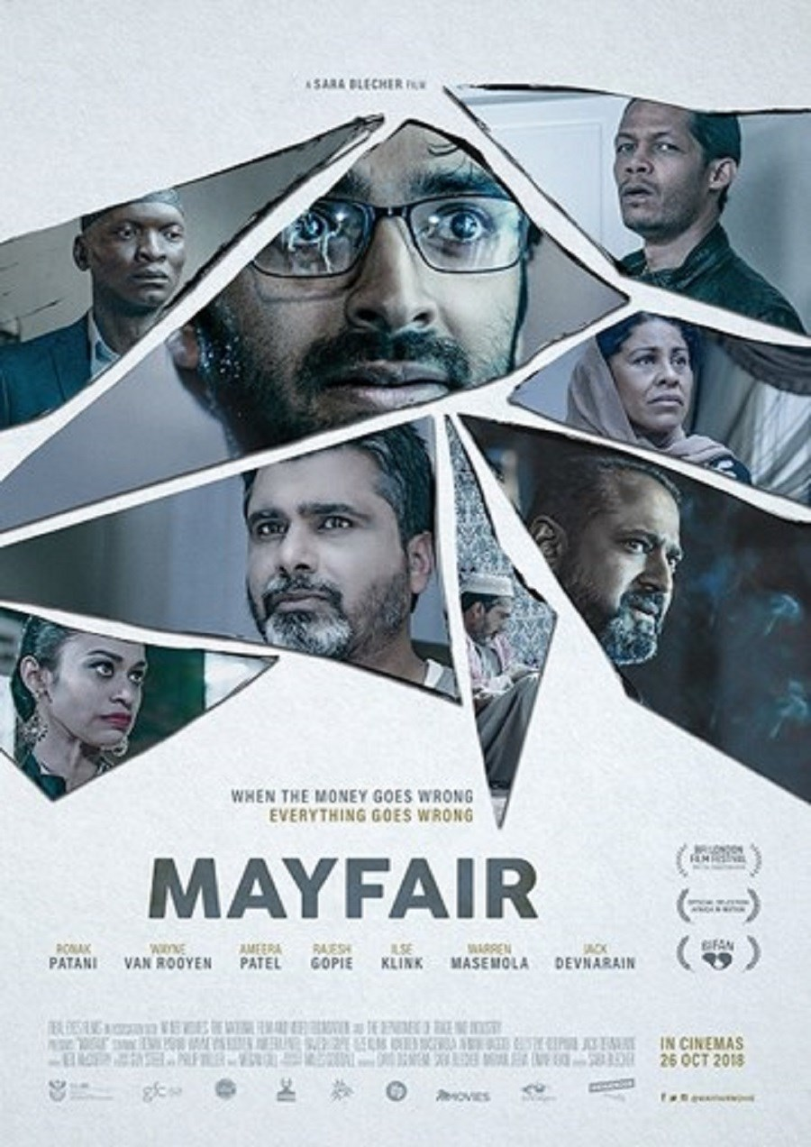MAYFAIR now showing at Cavendish Square