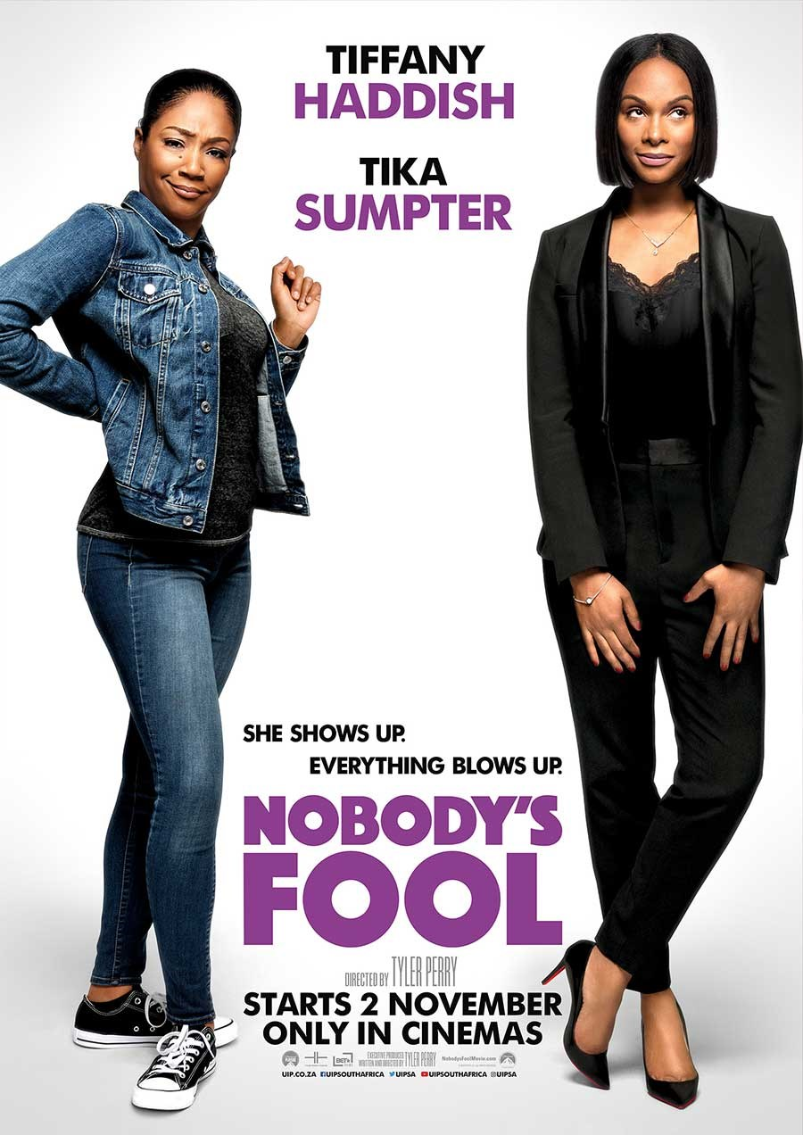 NOBODY'S FOOL now showing at Cavendish Square