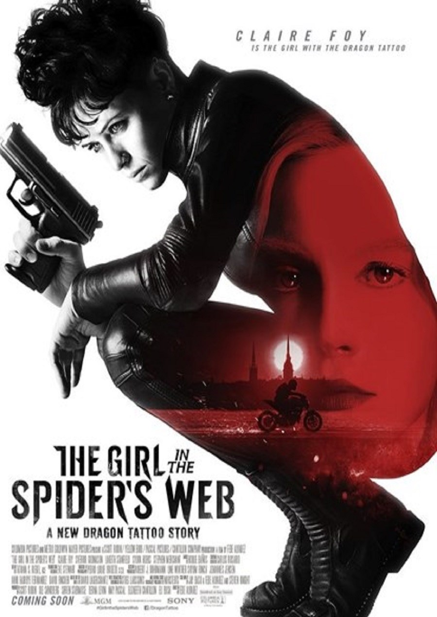 GIRL IN THE SPIDER'S WEB, THE now showing at Cavendish Square