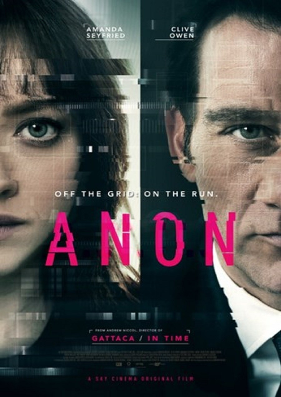 ANON now showing at Cavendish Square