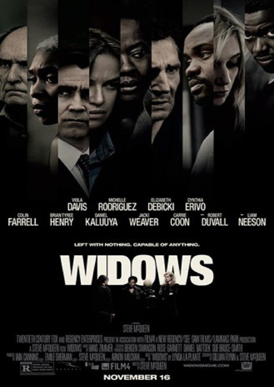 WIDOWS now showing at Cavendish Square