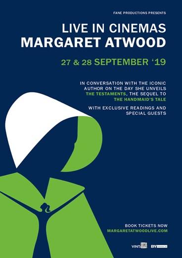 MARGARET ATWOOD LIVE