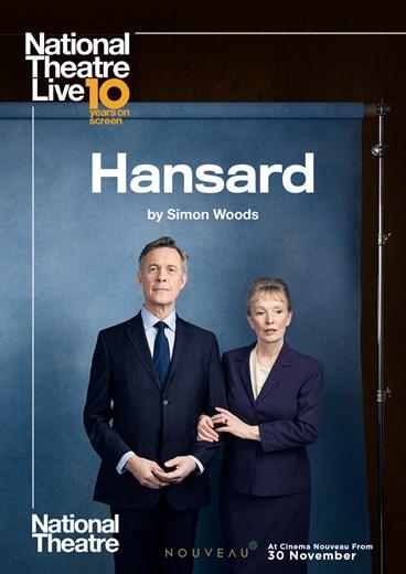 HANSARD - NT LIVE