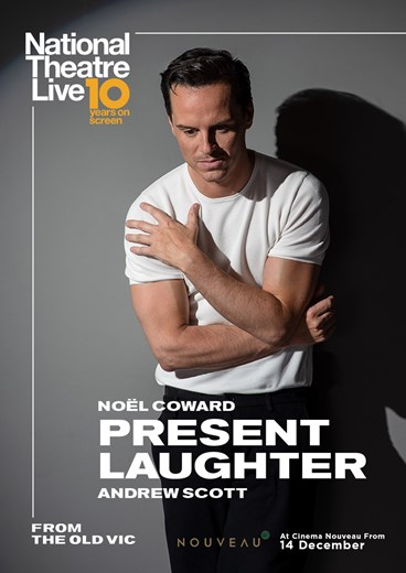 PRESENT LAUGHTER - NT LIVE