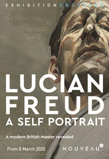 LUCIAN FREUD:  A SELF PORTRAIT (EOS)